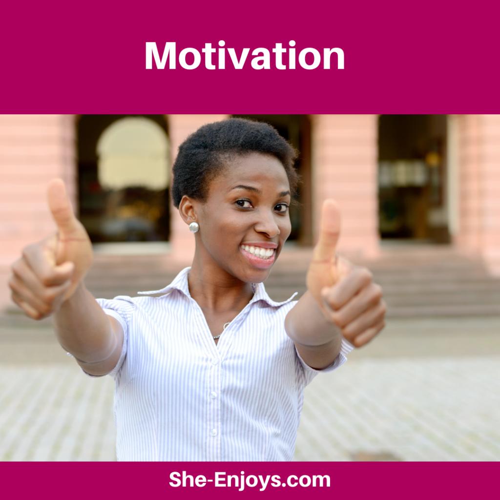loss of motivation