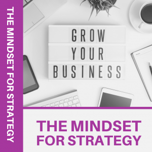 THE MINDSET FOR STRATEGY